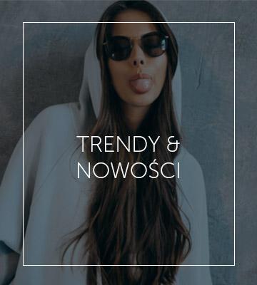 Trendy i nowości w modzie
