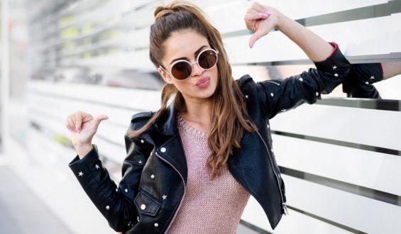 Pokaż pazur! Rockowe ubrania w codziennych stylizacjach