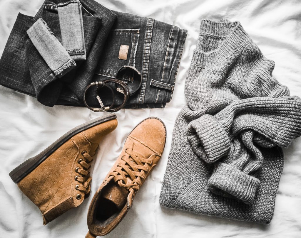 stylizacje z Instagrama na zime
