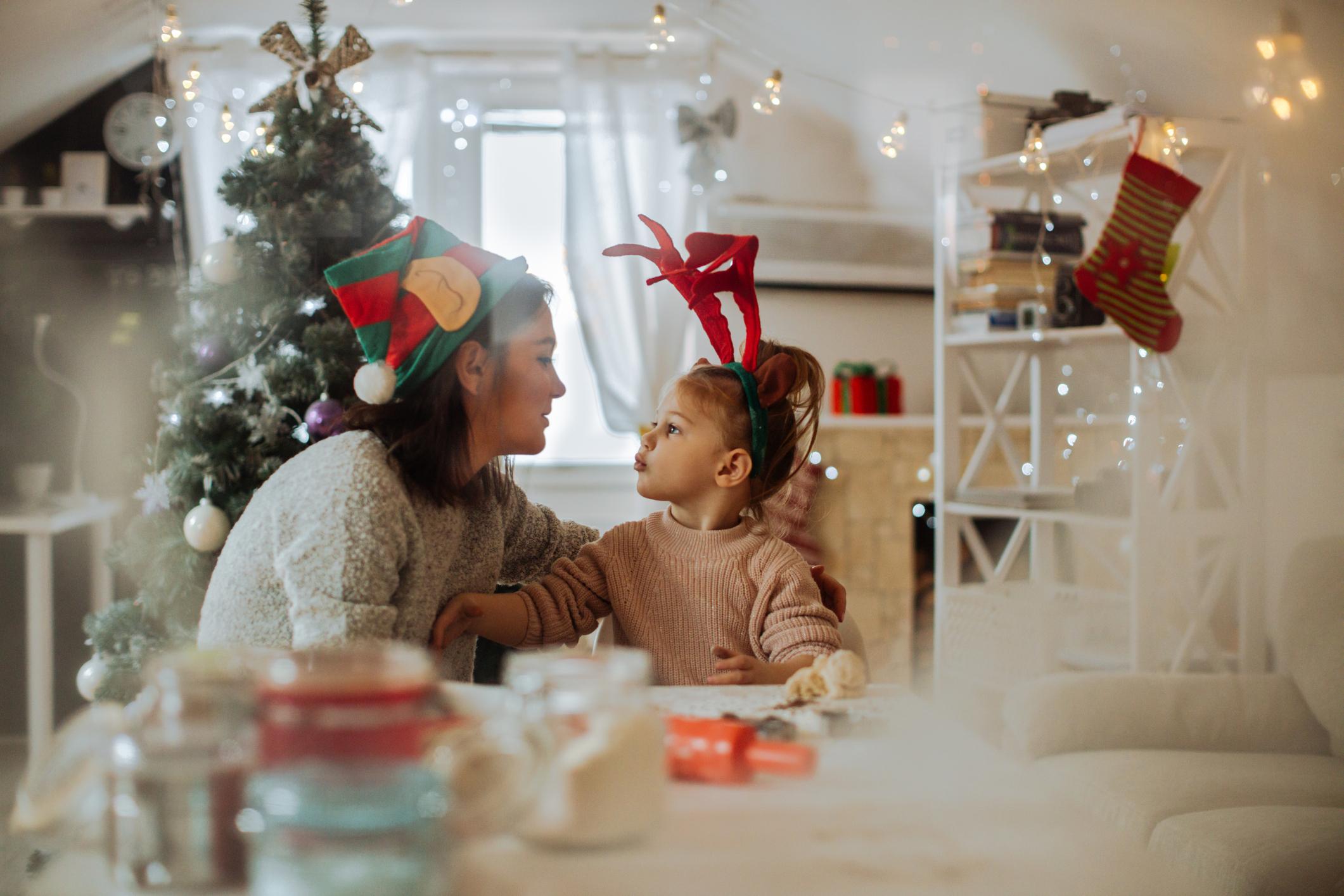 Me & mini me – stroje na święta dla mamy i córki