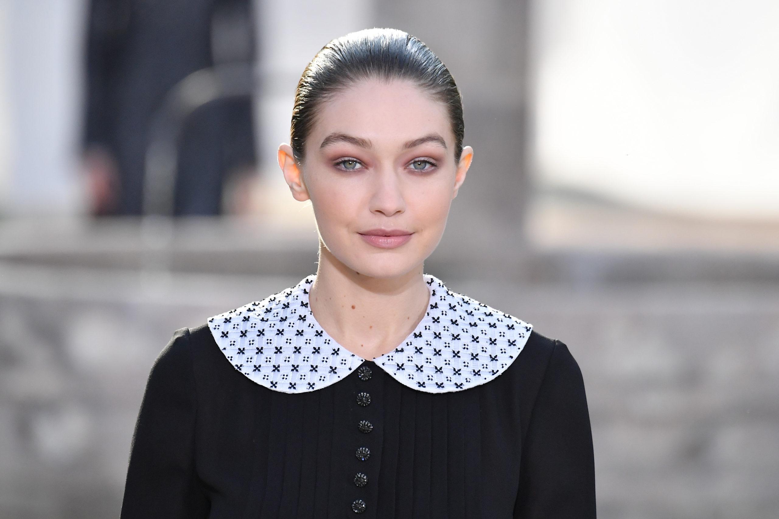 Chanel Gigi Hadid Haute Couture Spring/Summer 2020